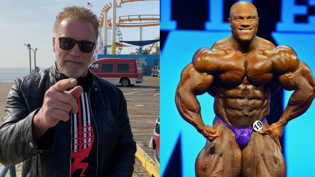 Arnold posavjetovao Heatha: Vrati se, kada si u formi nedodirljiv si
