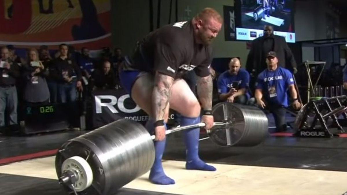 Hafthor Bjornsson objasnio zašto nije uspio podići rekordnih 501 kg na mrtvom dizanju