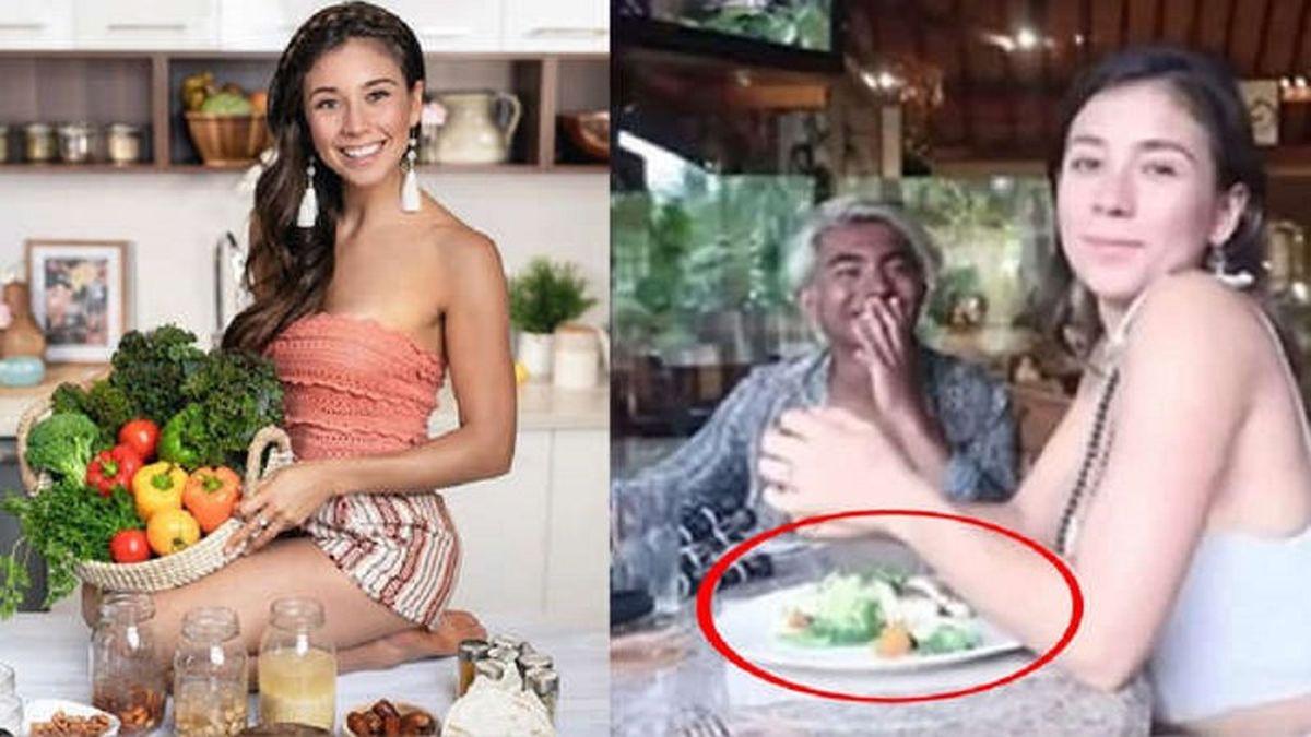 Još jedna u nizu: Poznata vegan Youtuberica snimljena kako jede meso