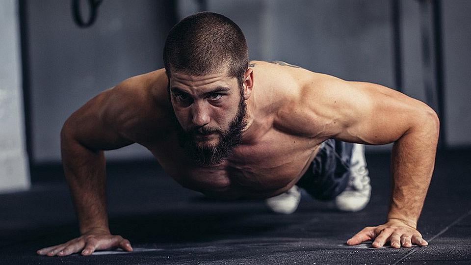 Muškarci koji ne mogu uraditi 10 sklekova imaju veći rizik od srčanih oboljenja