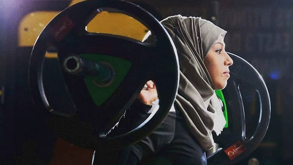 Bodybuilderica sa hidžabom razbija stereotipe