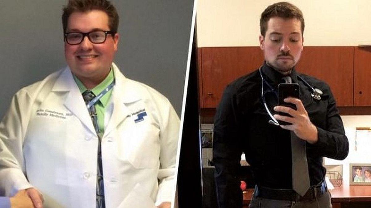 Povremeni post pomogao doktoru da izgubi 56 kilograma za 18 mjeseci