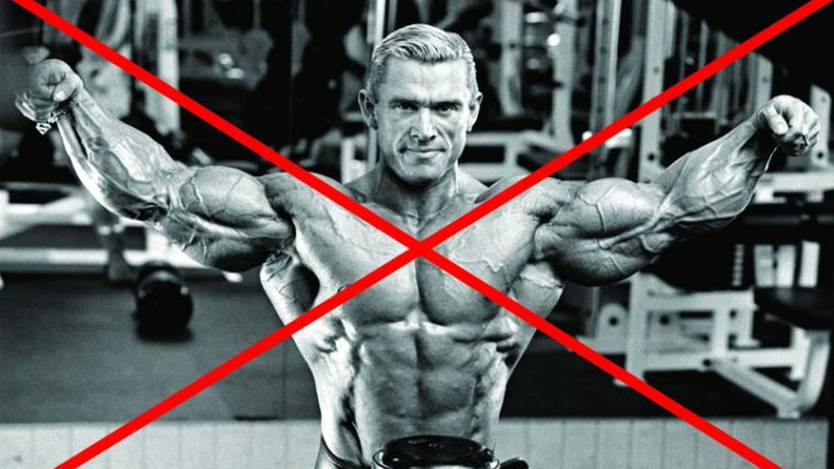 Previše nabildan za Facebook: Lee Priestu odbijena reklama jer je previše mišićav