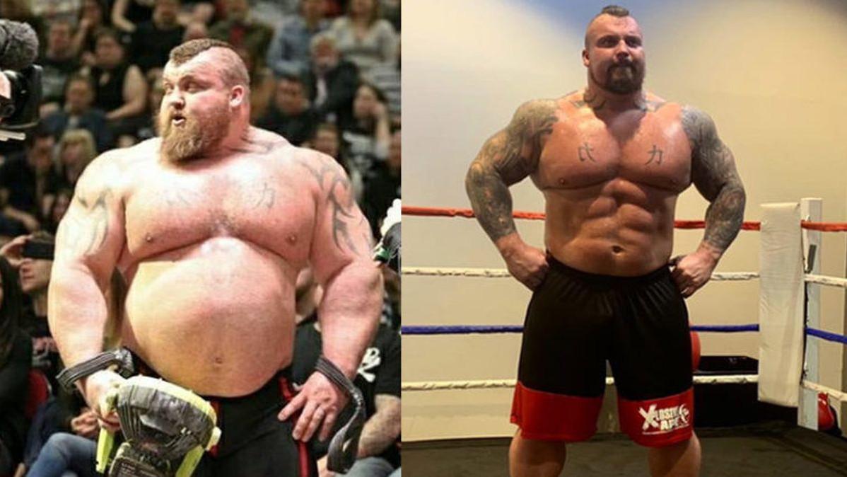 Tri godine poslije i 40 kilograma manje: Kako bivši najjači čovjek svijeta izgleda danas