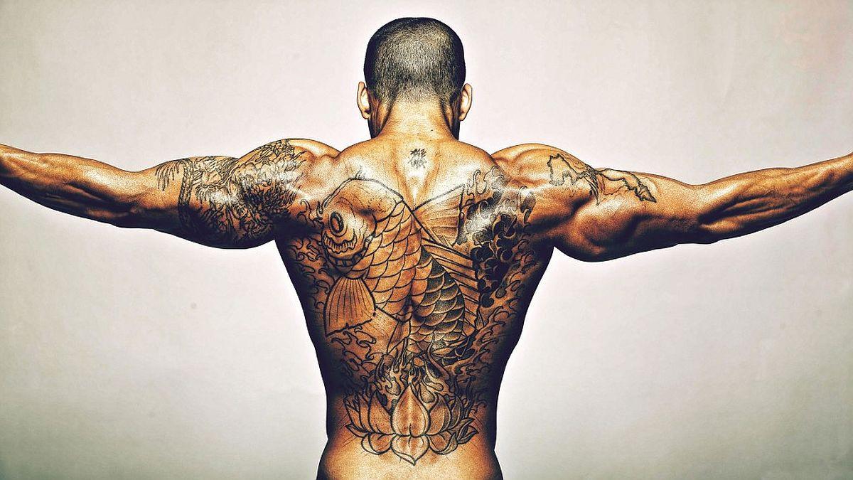 Najbolji stilovi tetovaža za muškarce