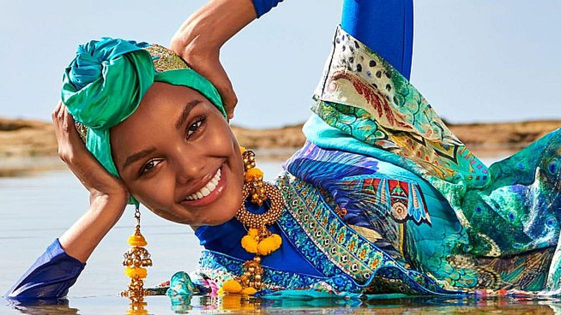 Prvi model s hidžabom na naslovnici Sports Illustrated magazina