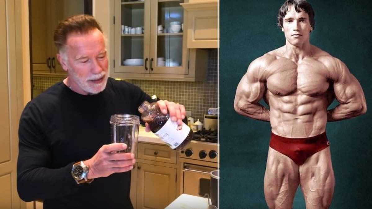 Arnoldov proteinski šejk kog ne želite probati