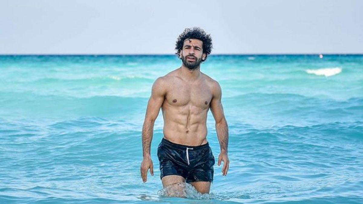 """""""Uniforma za odmor"""": Mohamed Salah na zasluženom odmoru pokazao da je u najboljoj životnoj formi"""
