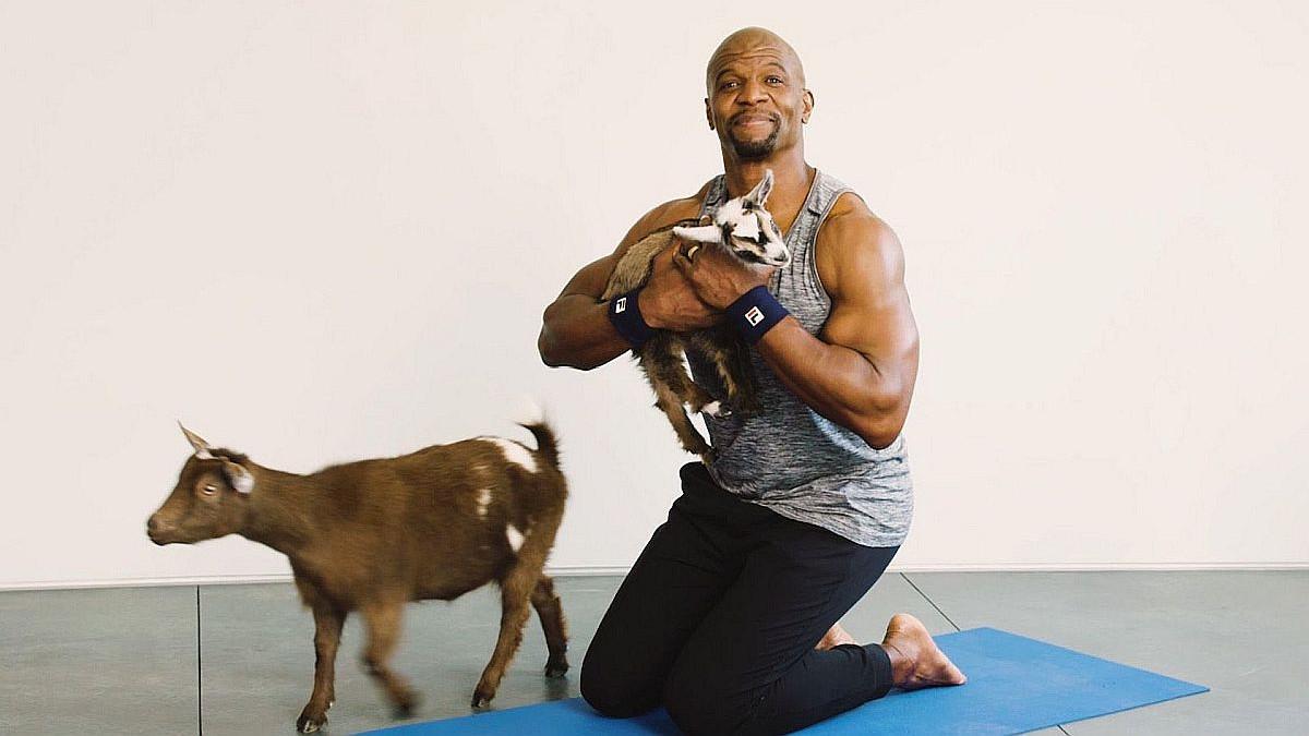 Terry Crews probao bizaran trend joge s kozama