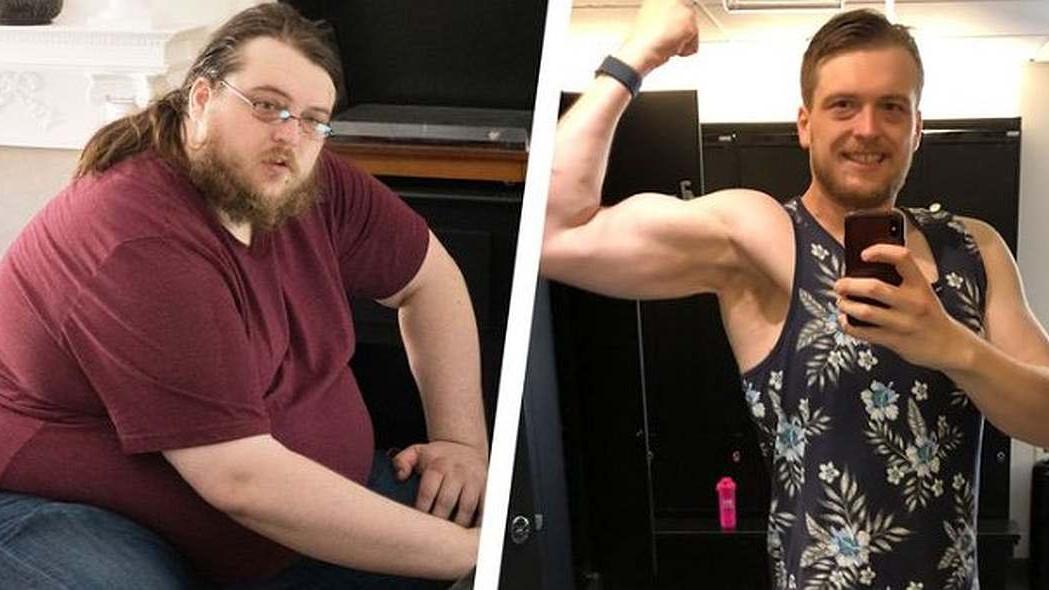 Tri glavne promjene koje su mu pomogle da izgubi 70 kilograma