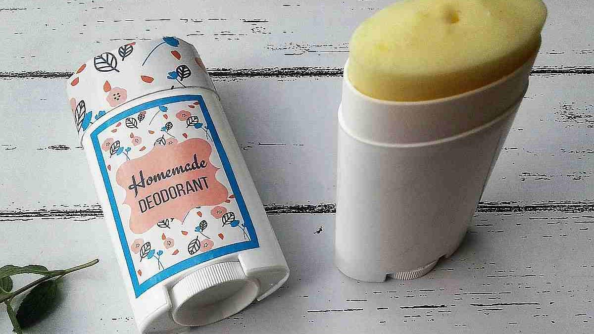 Kako napraviti prirodni dezodorans?