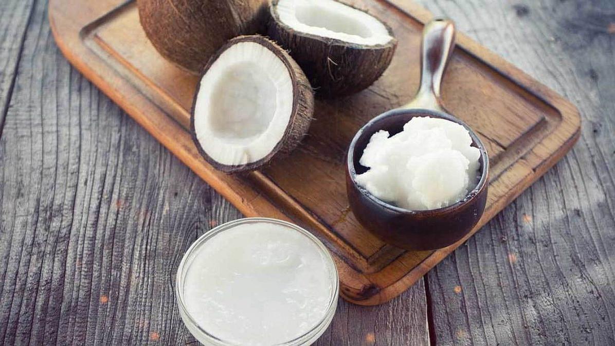 Maske za lice od kokosovog ulja