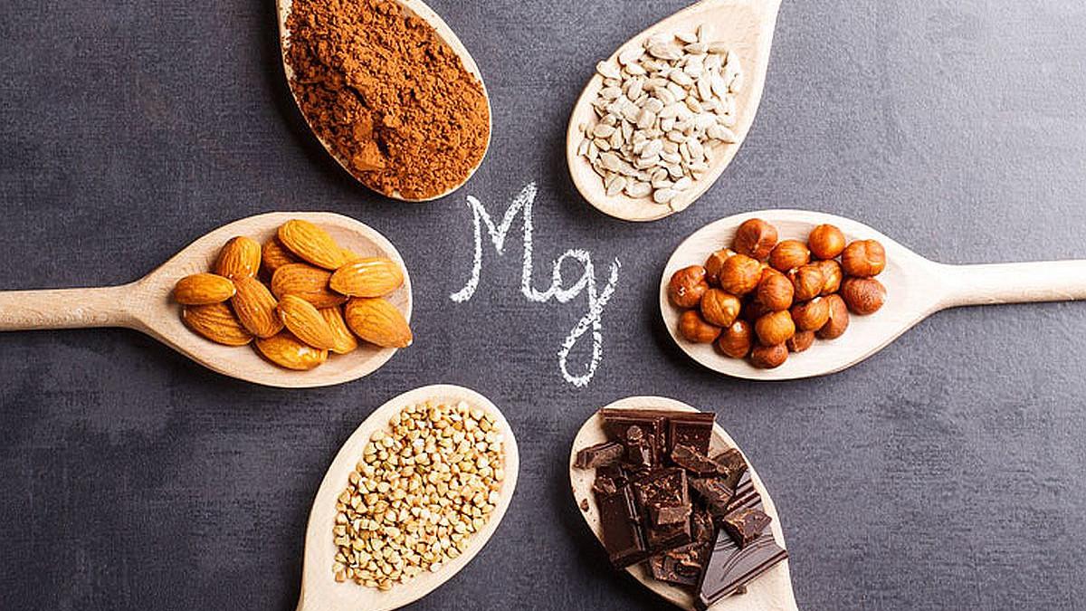 10 namirnica bogatih magnezijem
