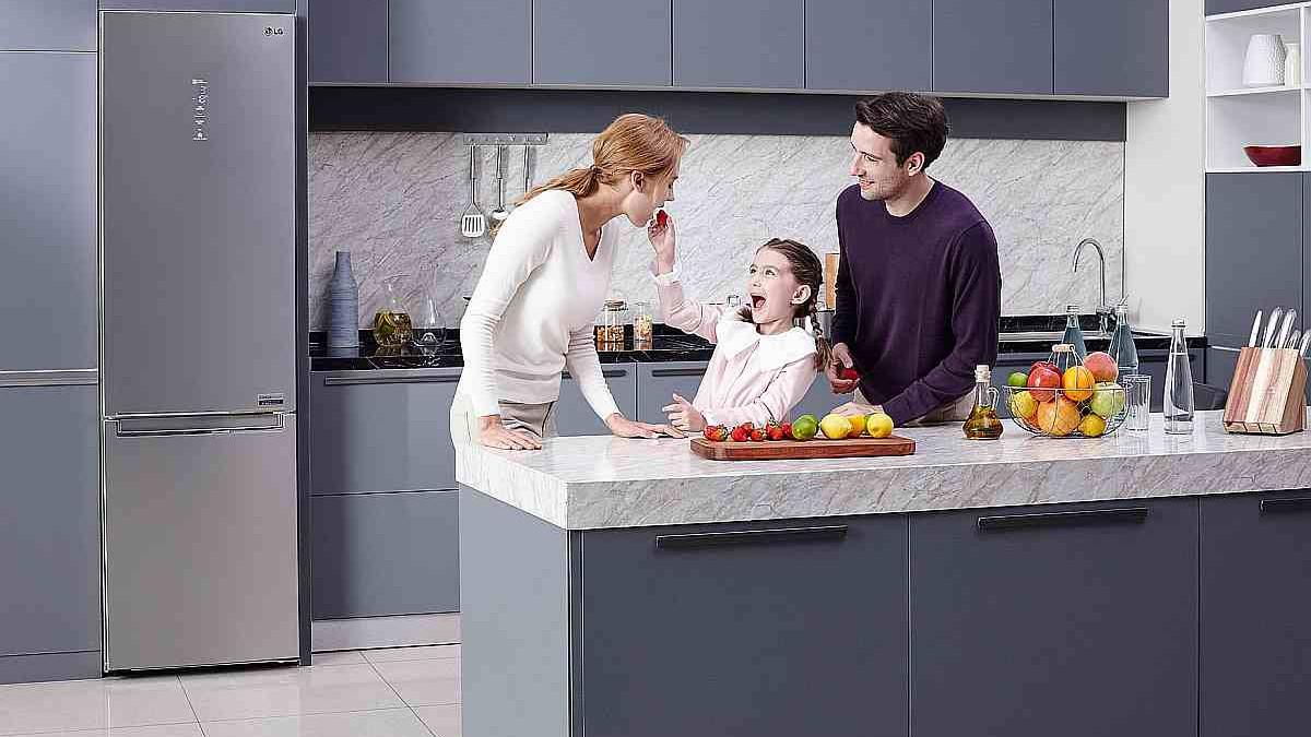 Uz novi frižider kompanije LG hrana ostaje duže svježa