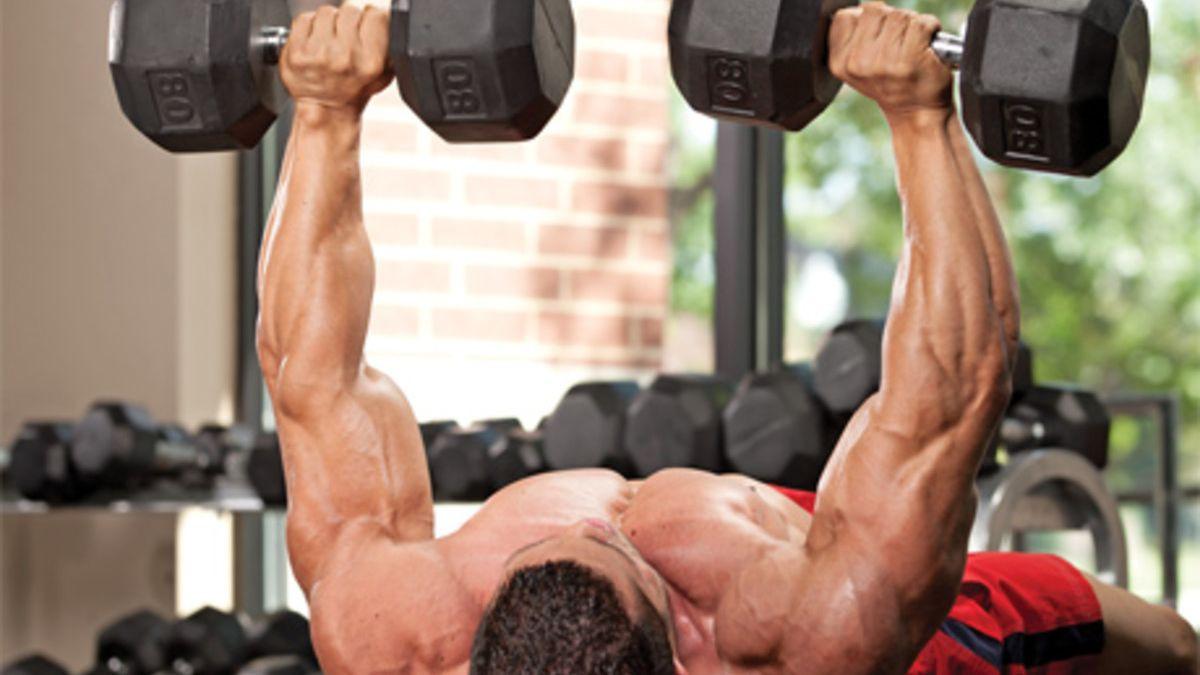 Alternative za bench potisak sa šipkom: Tri najbolje vježbe za razvoj prsa