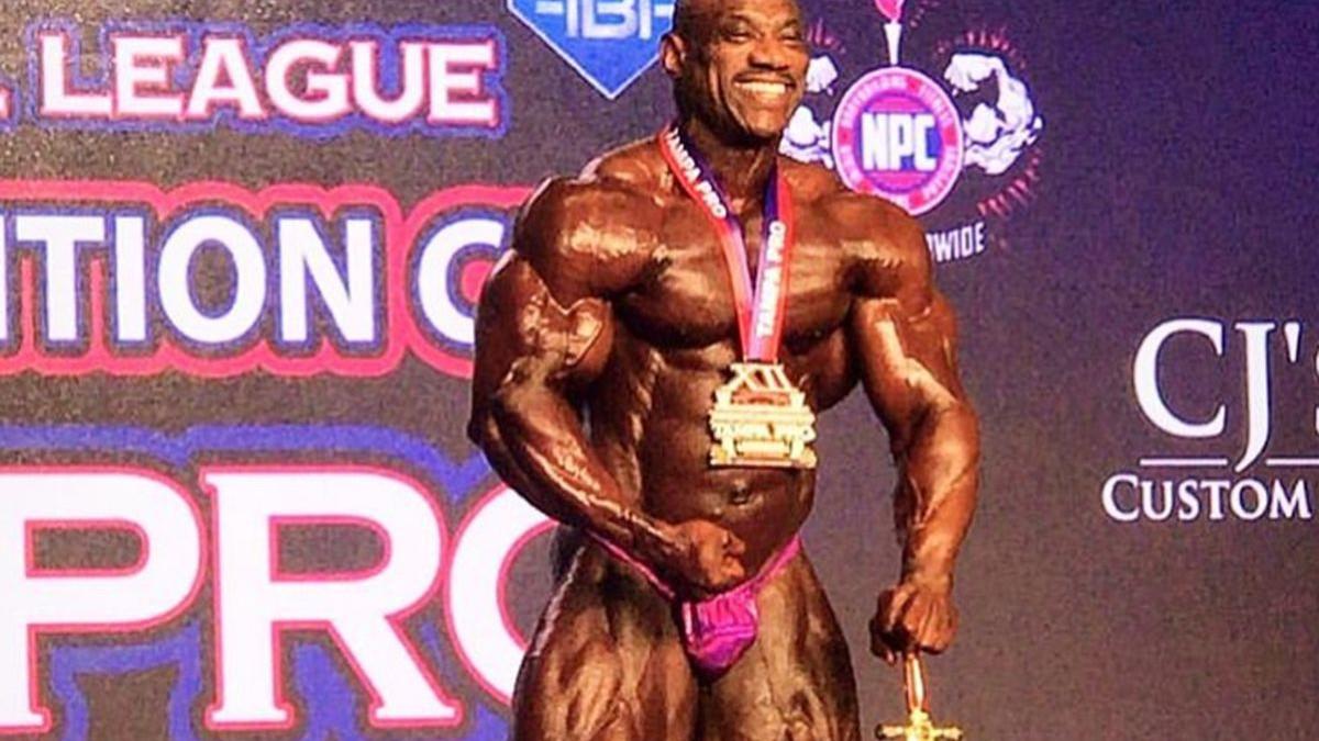 Nevjerovatni rekorder: Dexter Jackson ostvario svoju 29. IFBB Pro pobjedu