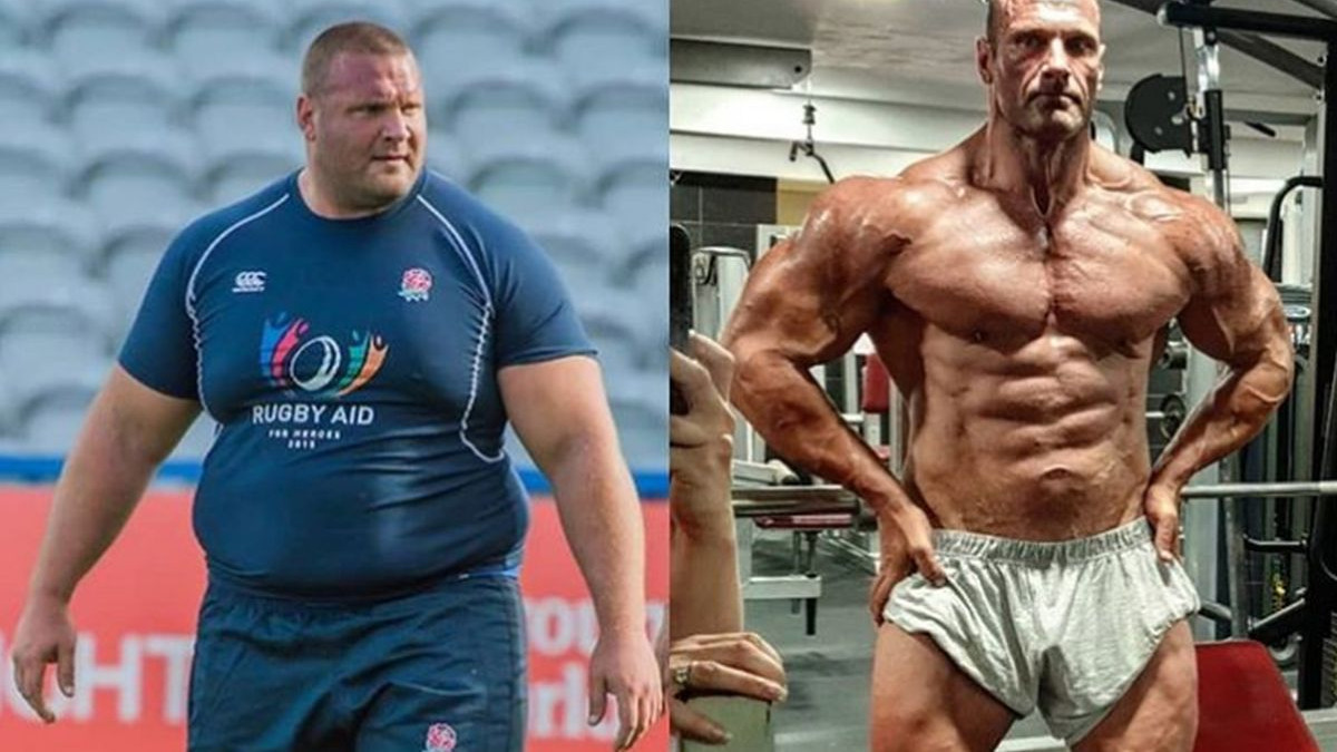 Od strongmana do bodybuildera: Terry Hollands je pokazao kako se transformišu pravi majstori