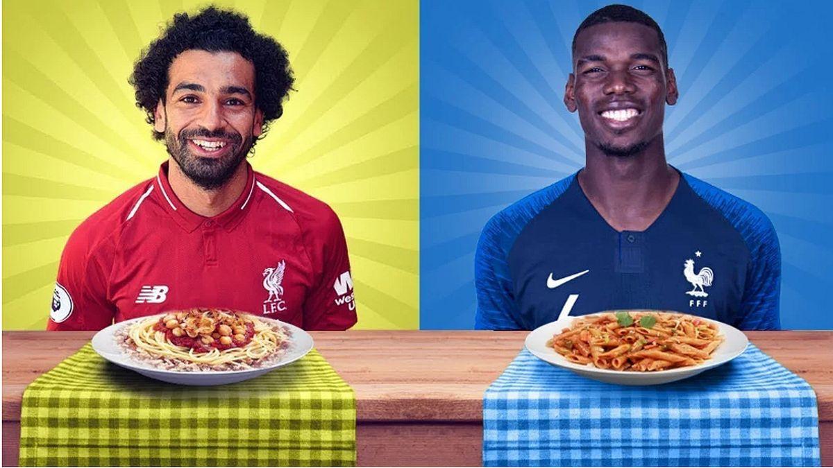 Najdraža hrana poznatih fudbalera