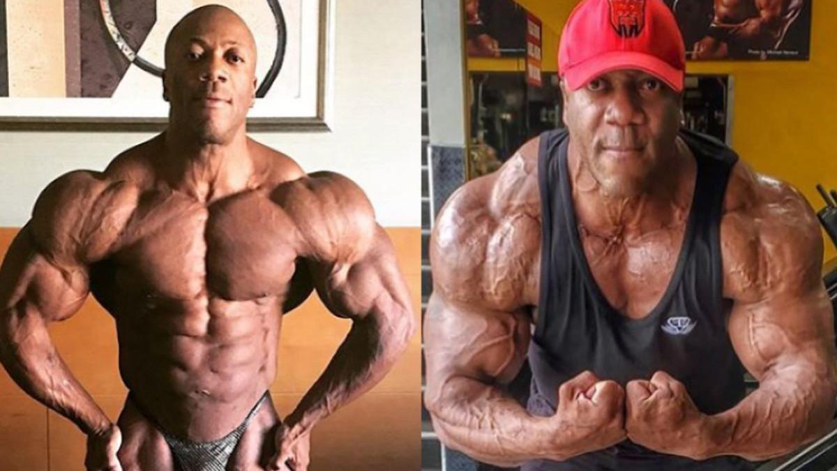U brutalnoj formi: Mr. Olympia Shawn Rhoden je odlučio ići do kraja bez obzira na sve