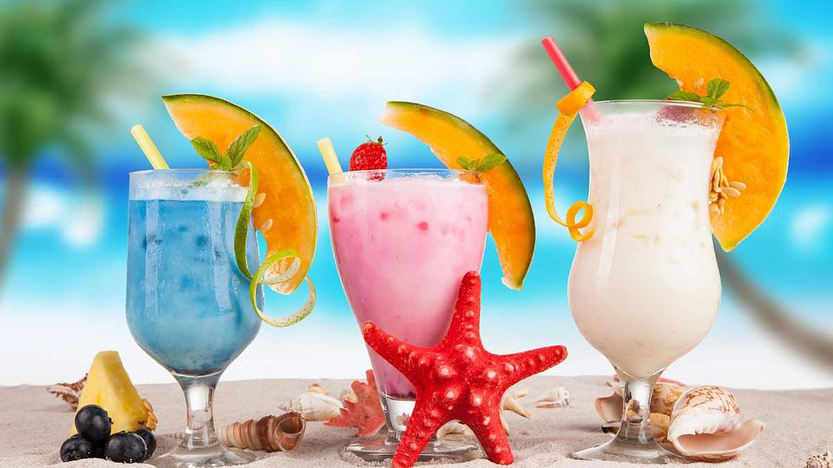 Zdrava i osvježavajuća ljetna pića koja morate probati