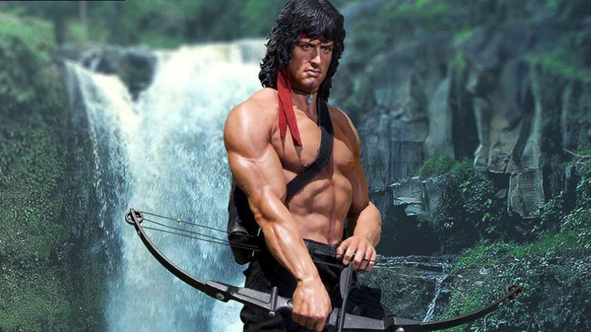 Trening režim koji je od Sylvestera Stallonea napravio legendarnog Ramba