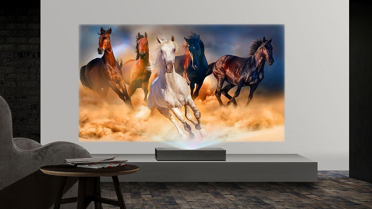 LG CineBeam 4K donosi impresivan kvalitet slike i neverovatnu lakoću upotrebe