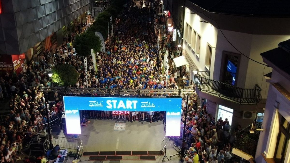 Pharmamed Travnik noćna utrka nadmašila očekivanja