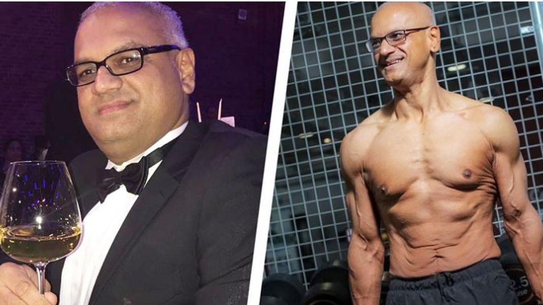 Sitne izmjene u ishrani pomogle su mu da izgubi 45 kilograma