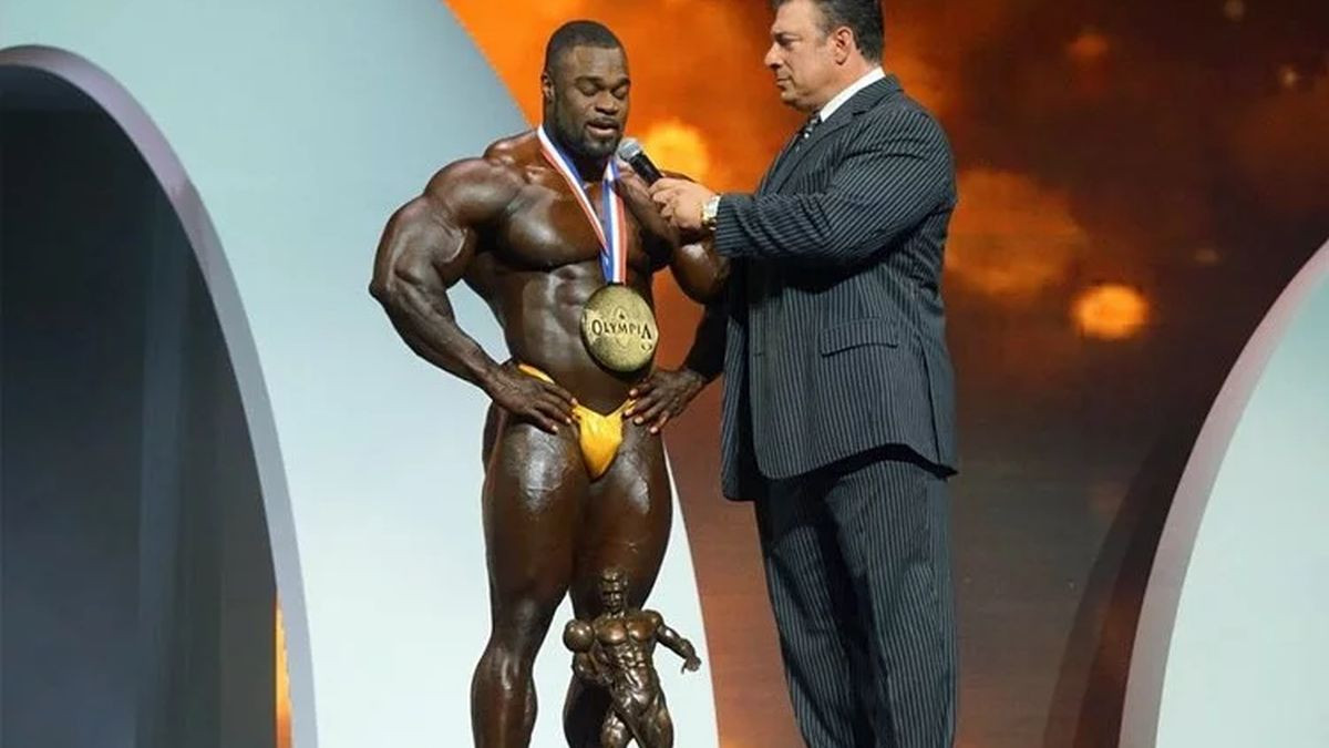 Brandon Curry je novi Mr. Olympia!