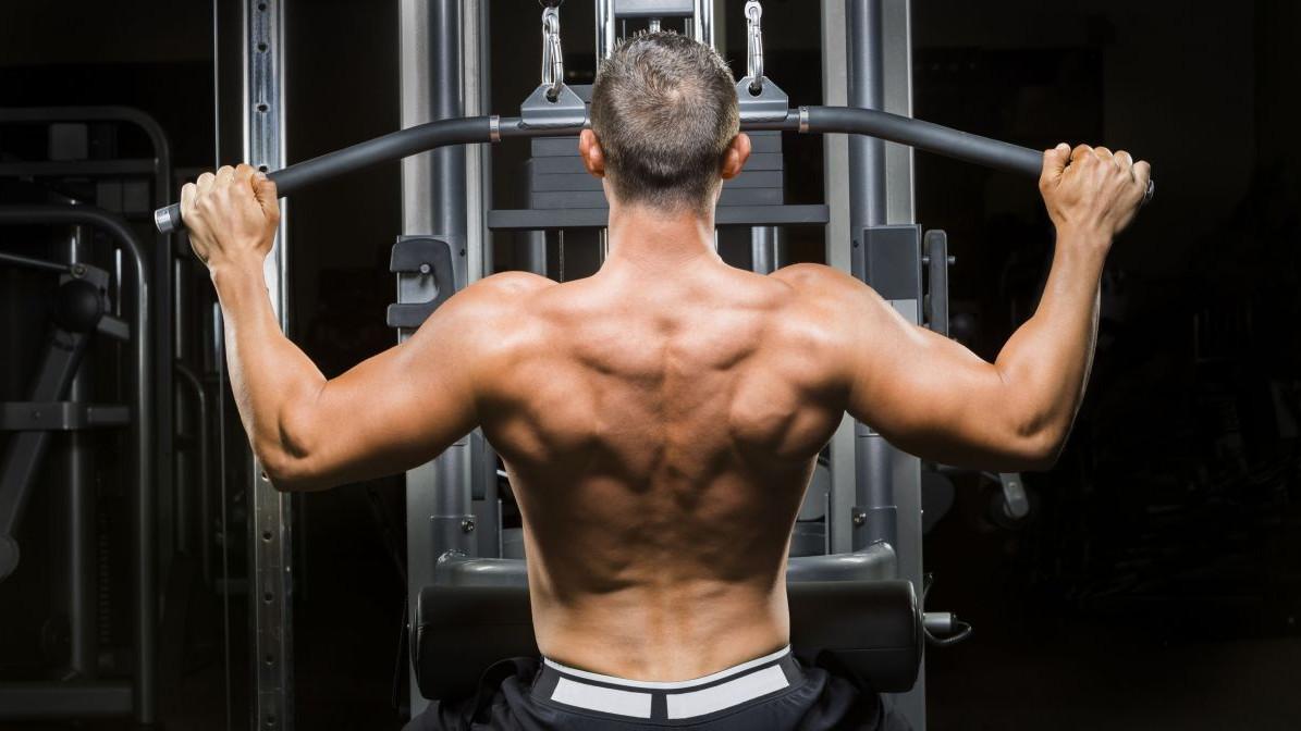 momak velikog mišića