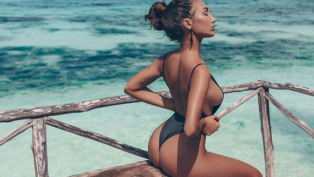 Atraktivna manekenka iz Rusije koja ostavlja bez daha