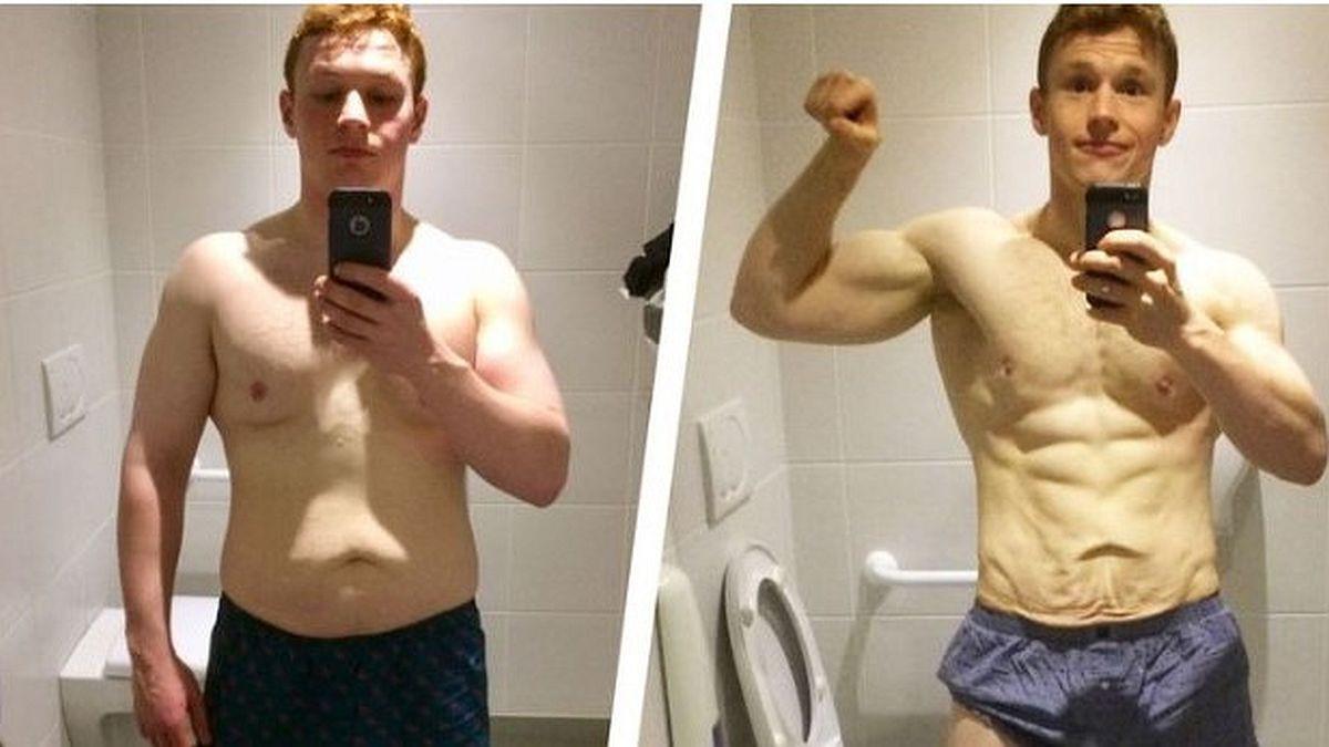 Zahvaljujući jednostavnoj dijeti uspio je izgubiti 15 kilograma