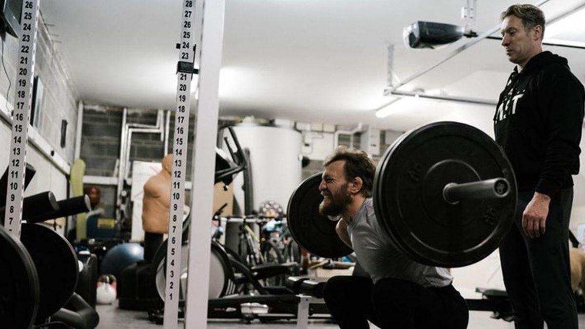 Ponovo u teretani: Conor McGregor radi na povratku snage i forme koja ga je učinila slavnim
