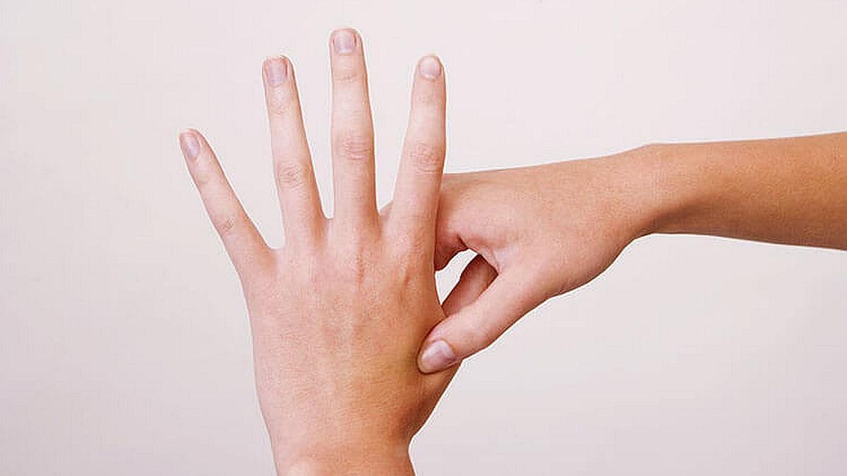 Važne tačke na dlanu koje vam mogu pomoći da uklonite bol - Body.ba
