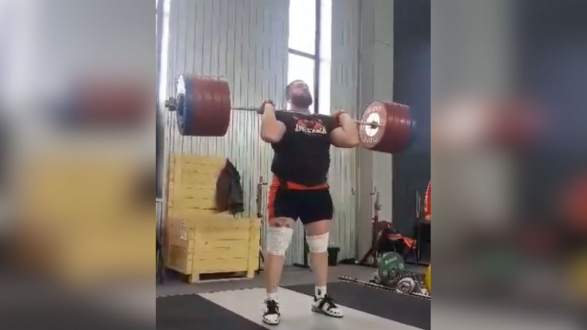 Oboren jedan od najbrutalnijih rekorda: Lasha Talakhadze izveo čišćenje i izbačaj sa 267 kg!