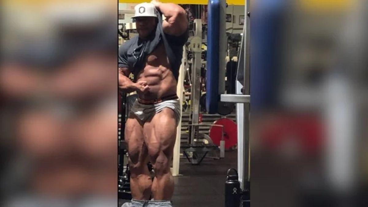 Ne tako davno bili su mu slaba tačka: Phil Heath ponovo ima ludo isklesane trbušnjake