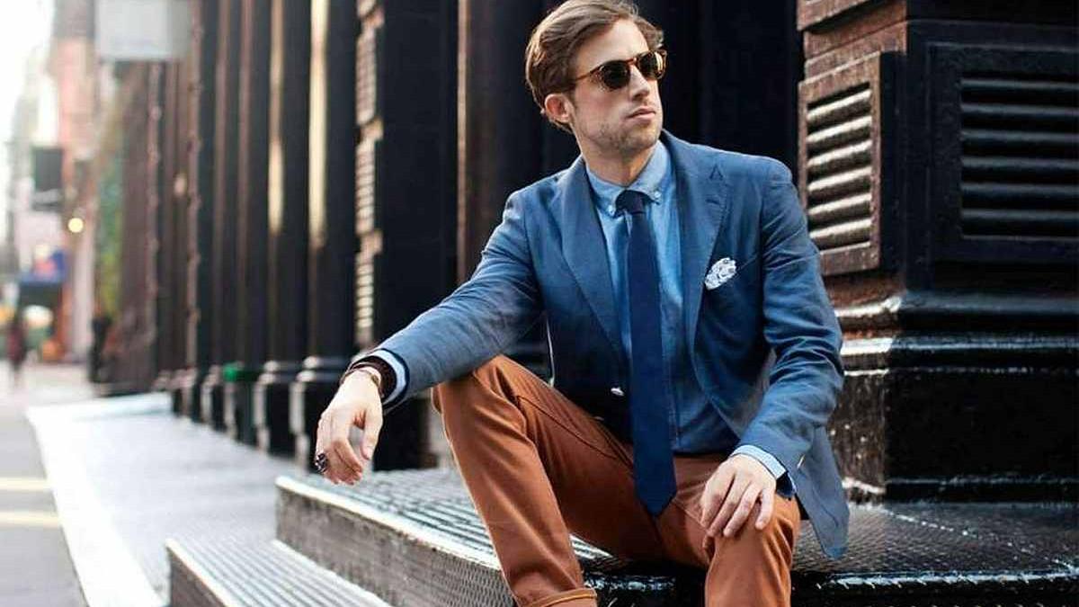 Pravila oblačenja za niske muškarce