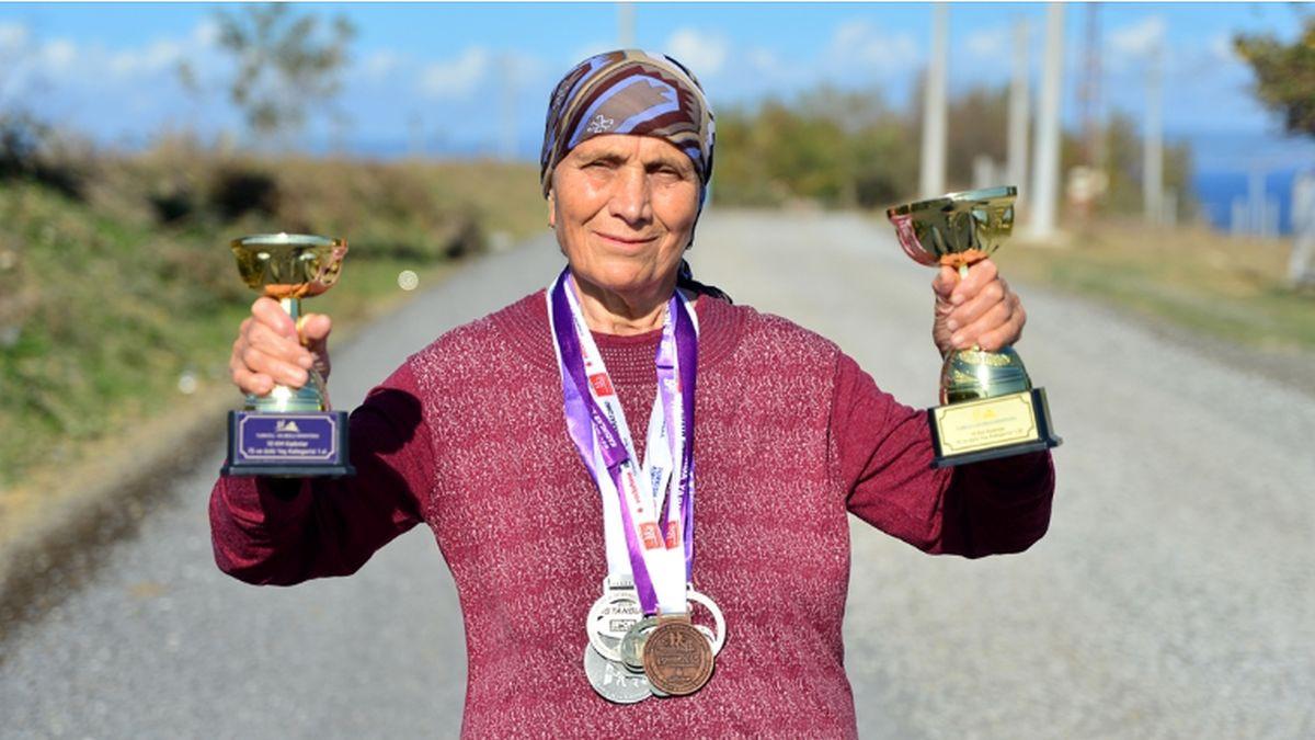 Dokaz da nikad nije kasno: U 76. godini počela trčati i već istrčala šest maratona!
