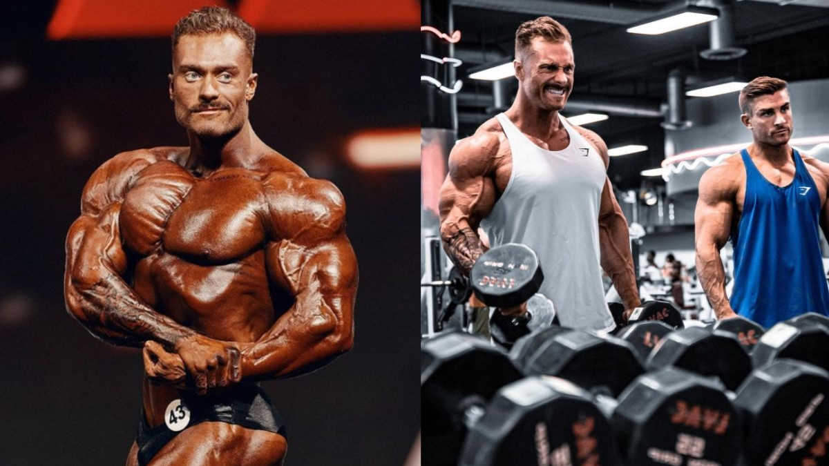 Trening program šampiona: Classic Physique Mr. Olympia Chris Bumstead otkrio svoj sistem vježbanja