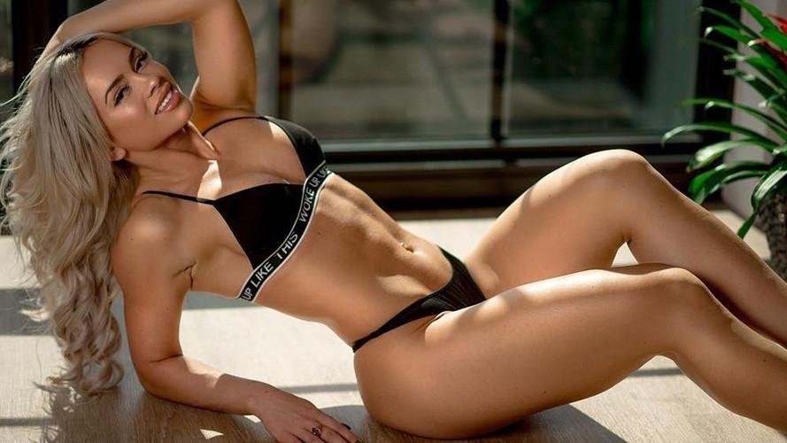 Poljakinja izazovnim fotografijama privlači pažnju svih ljubitelja fitnessa