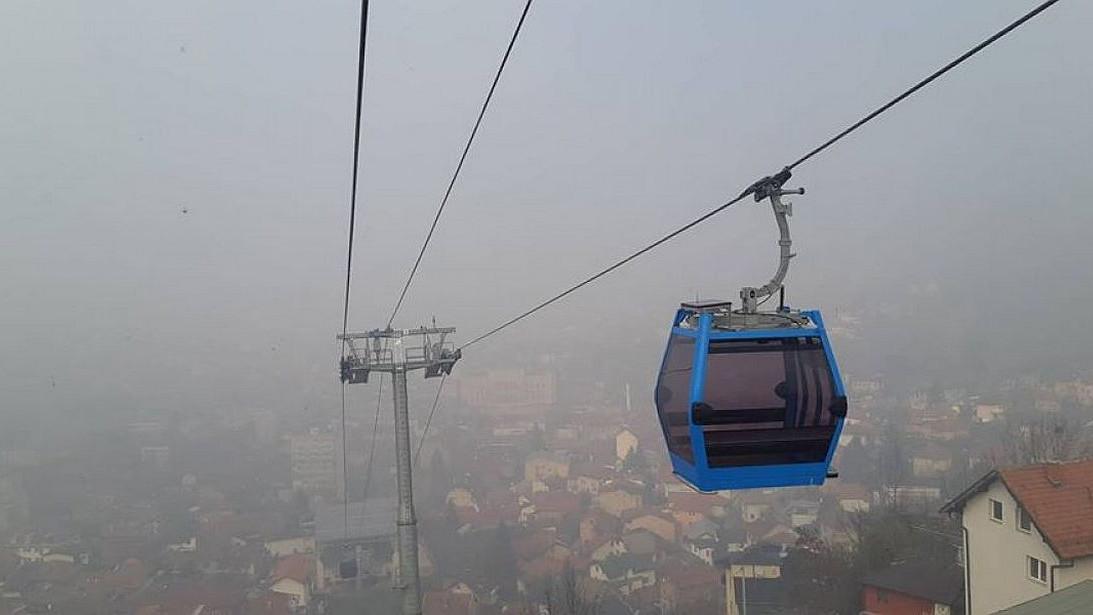 Kako ljudi umiru u Sarajevu od zagađenja zraka i čestica?