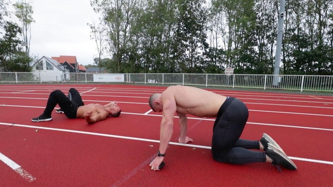 """Bodybuilderi odradili fitness test NFL igrača pa shvatili kakve su oni """"zvijeri"""""""