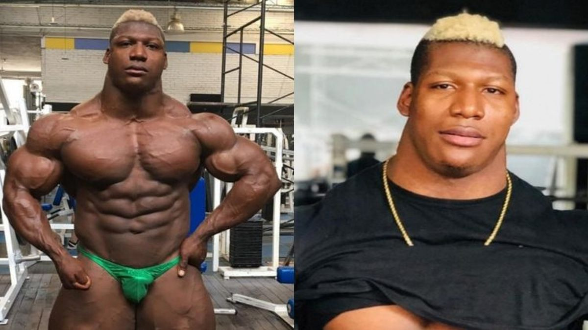 Mosquera Rubiel May je bodybuilder sa najdebljim vratom kog je javnost vidjela
