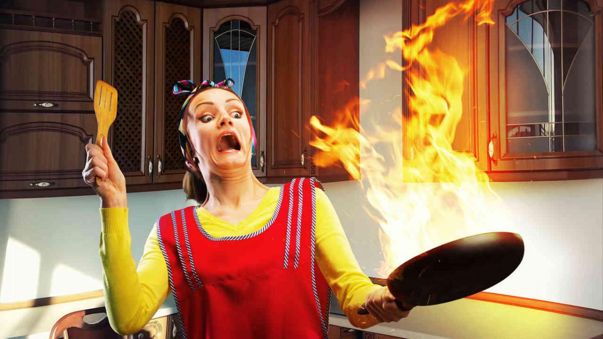 Tri greške koje pravite pri kuhanju, a povećavaju toksičnost hrane