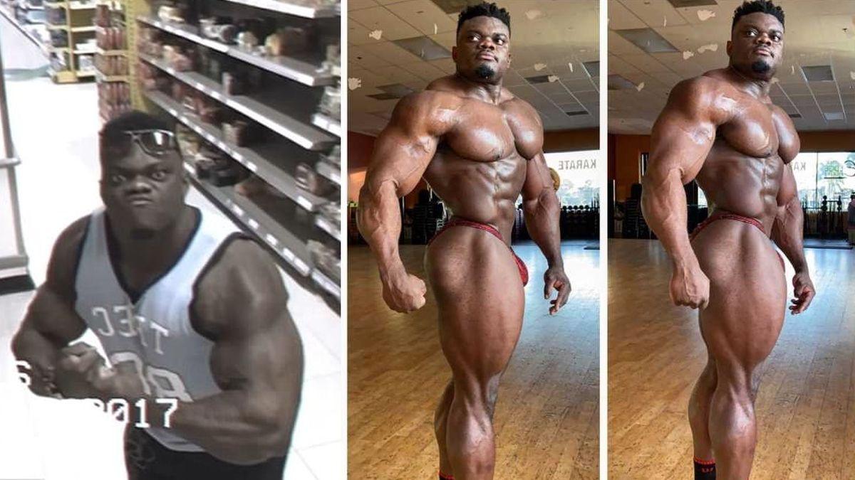 Najzabavniji bodybuilder svijeta izgleda monstruozno i spreman je za takmičenje s najboljima