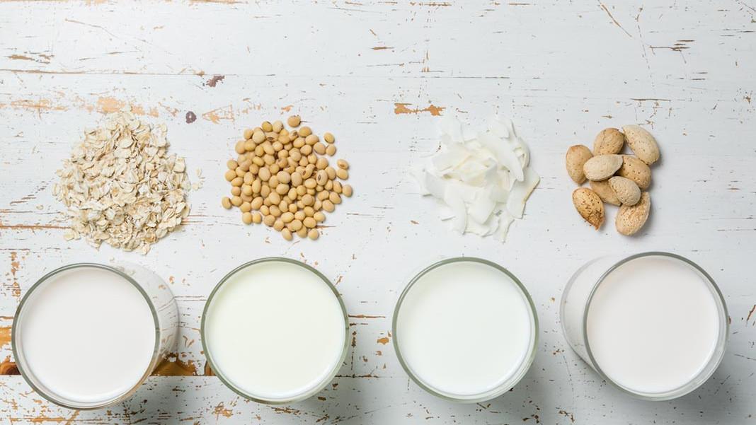 Najbolje vrste mlijeka na biljnoj bazi za one osjetljive na laktozu