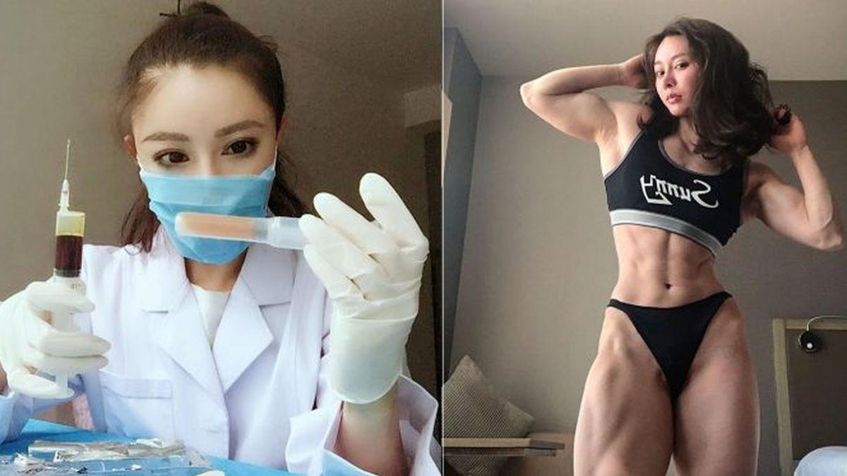 Popularna kineska bodybuilderica je na prvom frontu u borbi protiv koronavirusa