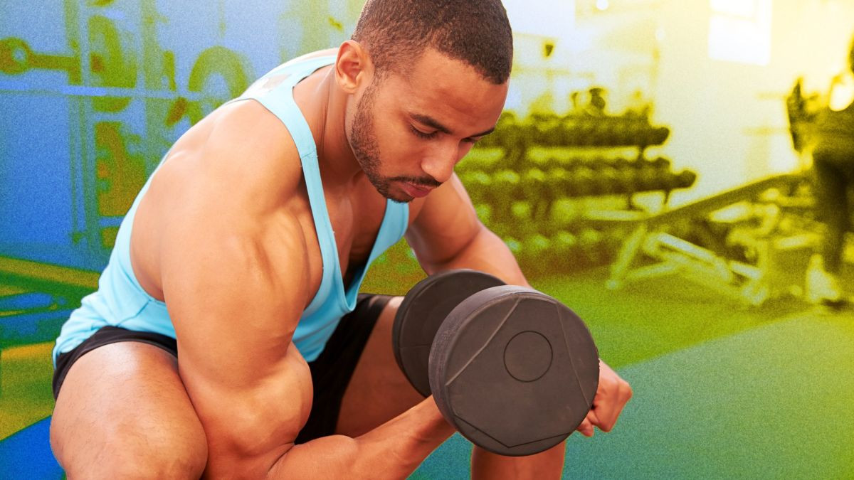 Pomjereni hvat: Mali trik za razvoj velikih bicepsa