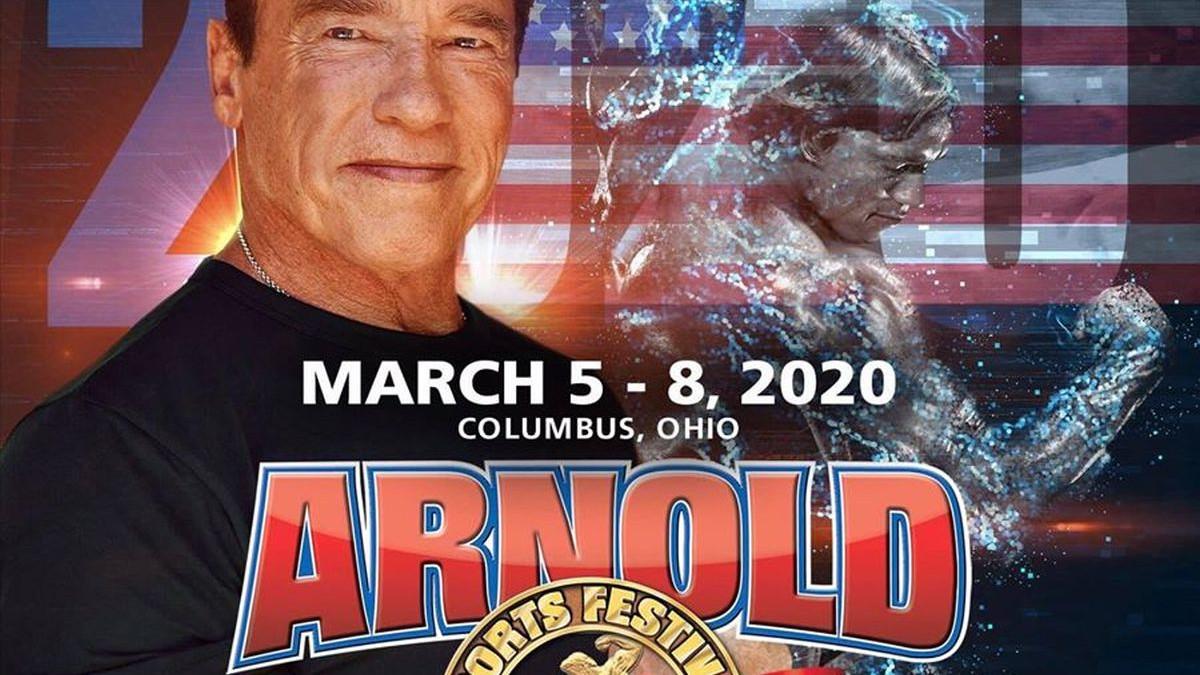 Zbog koronavirusa Arnold Classic će biti održan bez publike