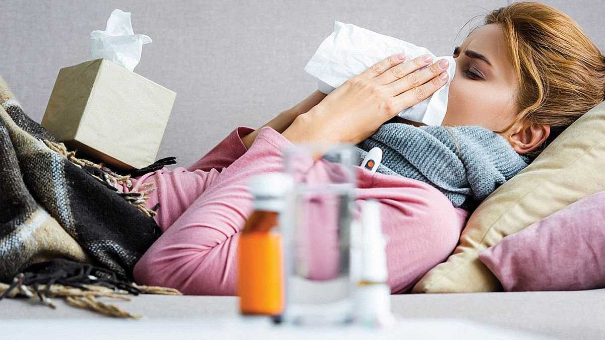 Koja je razlika između prehlade i gripe?